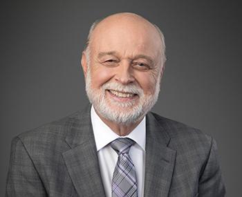 Dr. Richard Hart portrait