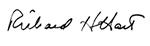 Dr. Hart signature